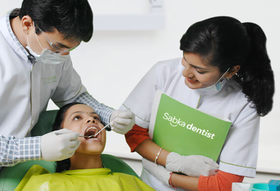 dentist checkup
