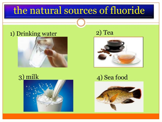 natural sources of flouride
