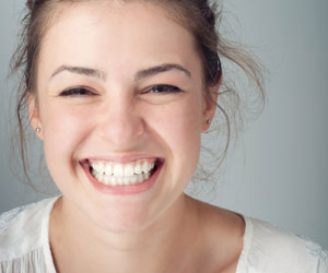 Happiness and Dental Health
