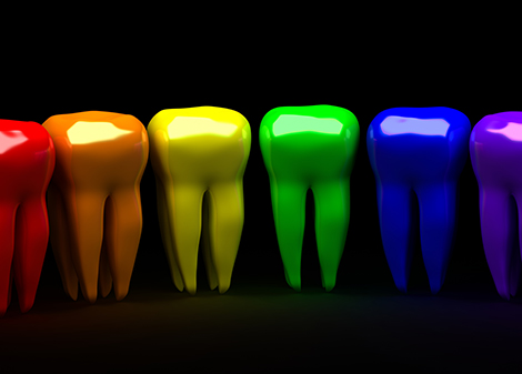 , Dental Care for lesbian, gay, bisexual and trans (LGBT) people